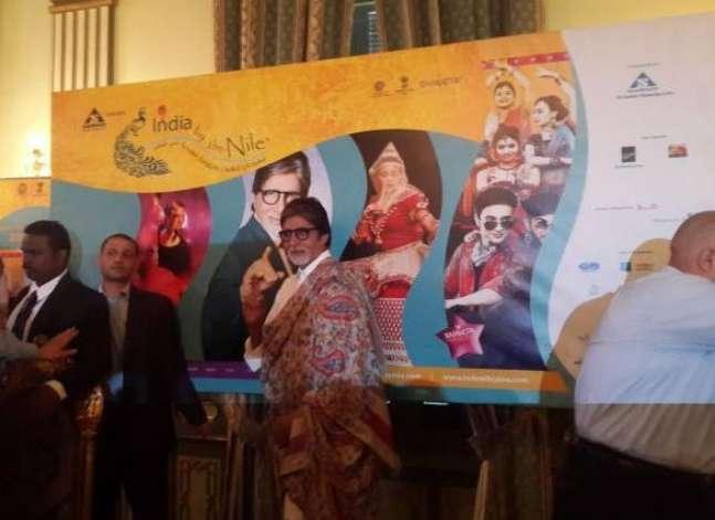 صحيفة: أميتاب باتشان يزور مصر لتكريمه بمهرجان الأقصر للسينما الأفريقية