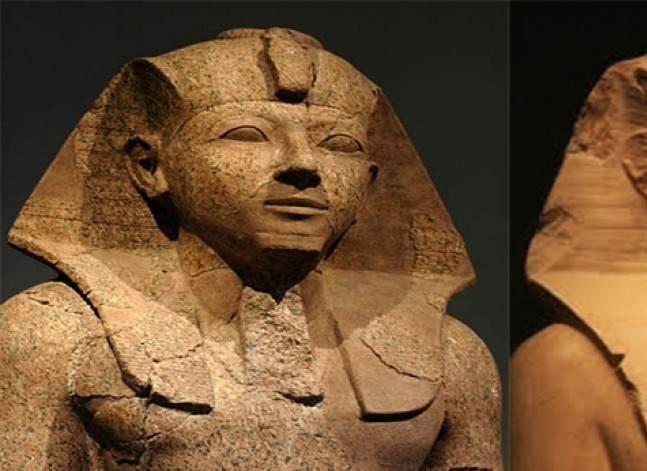 تقرير: المرأة الفرعونية وصلت إلى الحكم قبل حتشبسوت بزمن طويل