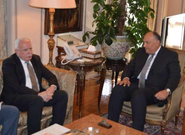 اتفاق مصري فلسطيني على عقد اجتماع عاجل للجنة إنهاء الاحتلال