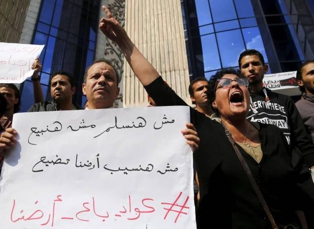 مصدر أمني: القبض على 40 في حملات أمنية بوسط القاهرة قبل 25 أبريل