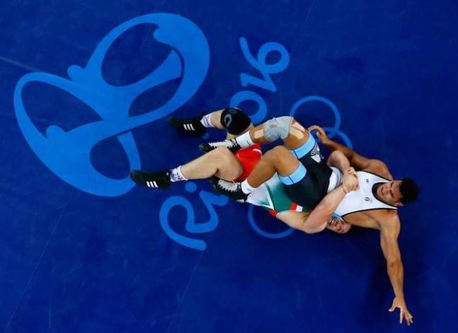 أولمبياد ريو: خسارة ثنائي المصارعة ضياء الدين كمال ومحمد زغلول في دور 16