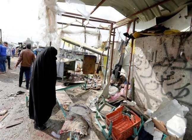 الخارجية: مصر تدين تفجير بغداد