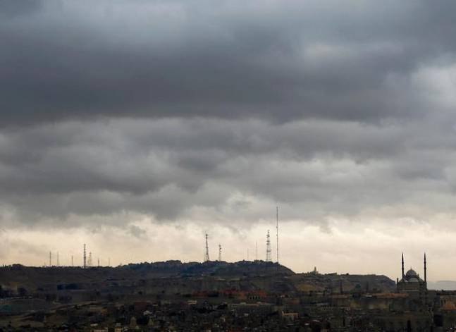 الأرصاد: طقس الثلاثاء معتدل.. والعظمى بالقاهرة 18