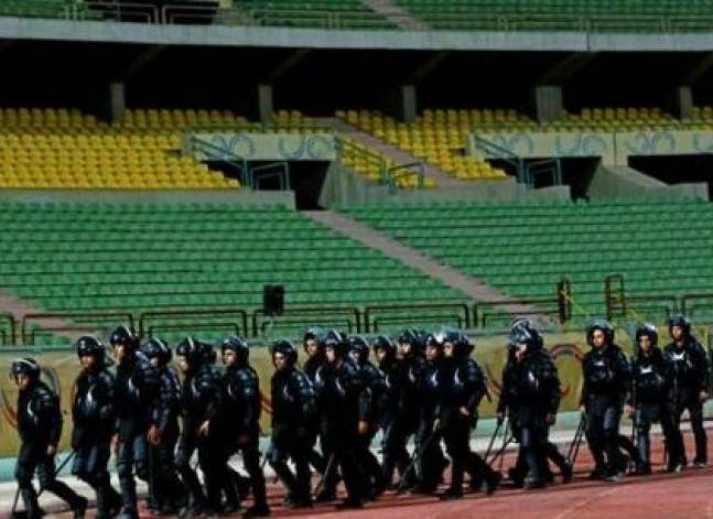 وكالة: إغلاق استاد برج العرب قبل مباراة مصر وغانا بساعتين