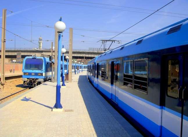 عرض فرنسي لتوريد 64 قطارا للخط الثالث للمترو