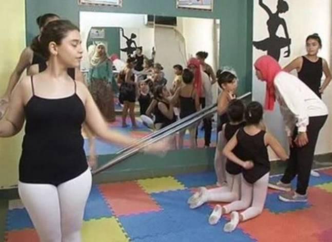 افتتاح أول مدرسة لتعليم الباليه في صعيد مصر المحافظ