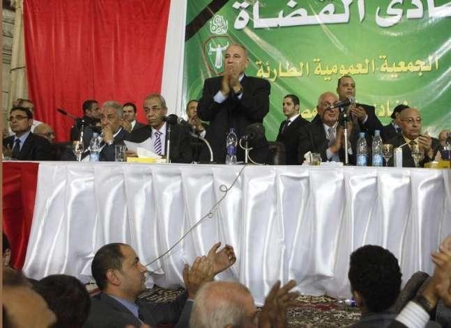 رئيس الوزراء يعفي الزند من منصبه كوزير للعدل