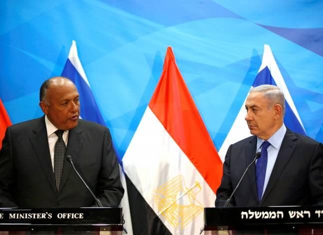 نتنياهو: أدعو الفلسطينيين إلى الاقتداء بمصر والدخول في سلام مع إسرائيل
