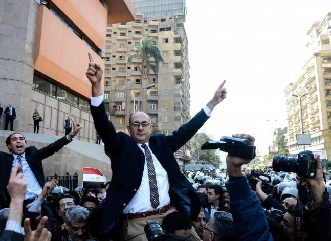 عقب تأييد بطلان الاتفاقية.. خالد علي: مبروك يا شعب تيران وصنافير مصرية