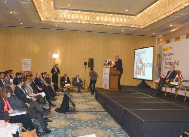 وزارة الصناعة: 17% ارتفاعا في التبادل التجاري بين مصر وأسبانيا