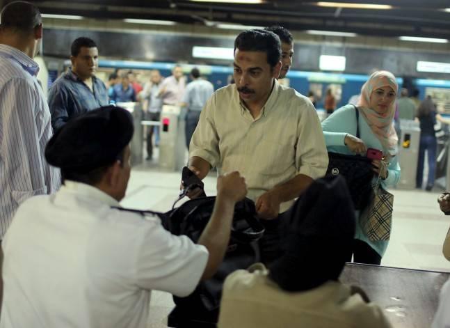 مسؤول: حالة استنفار في مترو الأنفاق والسكك الحديدية