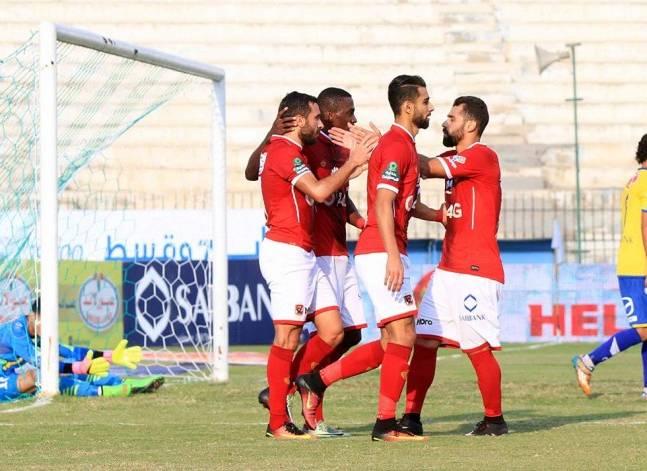 حسام البدري يعلن قائمة الأهلي أمام المصري في الدوري