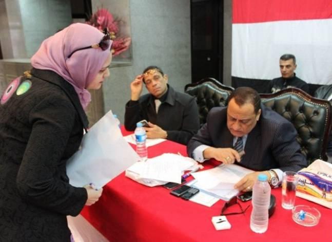 """""""العليا للانتخابات"""": قبول 8 طلبات ترشح في الانتخابات على مقعد النواب بالفيوم"""