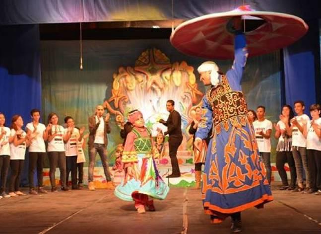 بالصور - افتتاح المسرح القومي للأطفال بعد تطويره