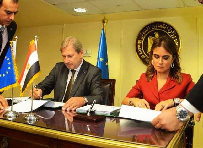 130 مليون يورو منحا من الاتحاد الأوروبي لمصر