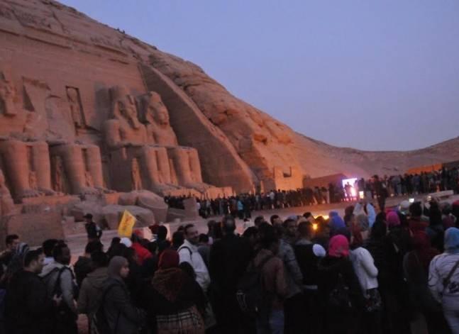 الآثار: أدلة جديدة على وجود معبد للملك رمسيس الثاني في عين شمس