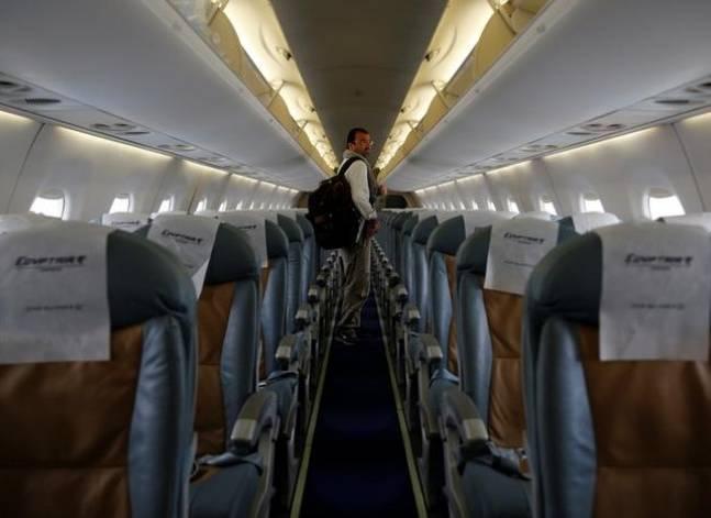 وفدان روسيان يتفقدان الإجراءات الأمنية بمطاري الغردقة وشرم الشيخ