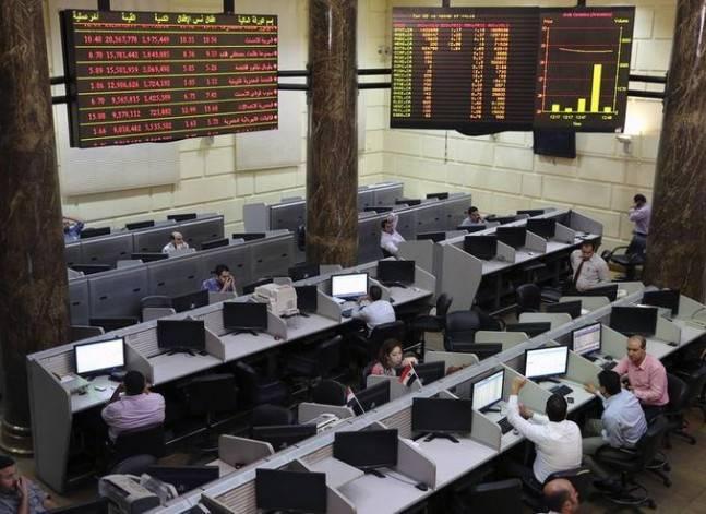 البورصة تهبط في بداية التعاملات مع انخفاض الأسواق العربية
