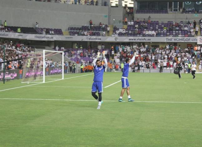 """""""الكاف"""" يختار الشناوي ثاني أفضل حراس دور المجموعات بكأس أبطال أفريقيا"""