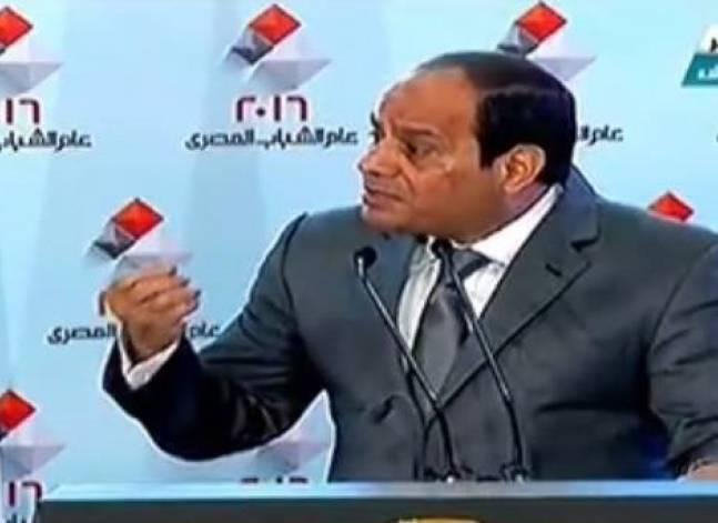 السيسي: واقعة تحطم الطائرة الروسية كانت تهدف إلى ضرب علاقات مصر وروسيا