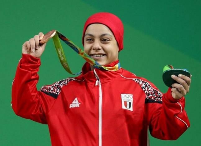برونزية سارة سمير .. أولى ميداليات مصر في ريو بنكهة نسائية