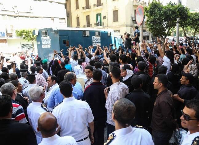 وزير: تعديلات قانون التظاهر ستطبق على المحبوسين بتهمة خرقه إذا كانت لصالحهم