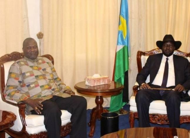 السيسي: مصر مستعدة لاستضافة مؤتمر لأطراف الأزمة في جنوب السودان