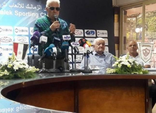 منصور: مؤمن سليمان مكسب للزمالك ومحمد صلاح جندي مقاتل