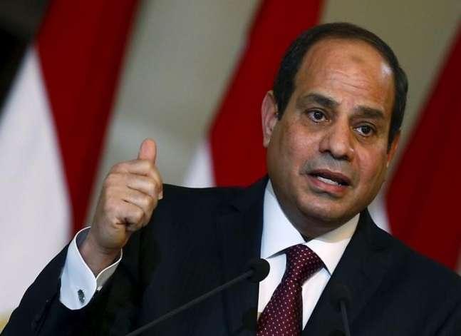 """السيسي يحذر من محاولات """"هدم"""" الدولة ويؤكد: تيران وصنافير ليستا مصريتين"""