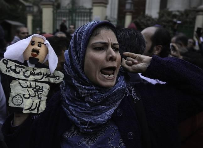 حبس 9 متظاهرين بالإسكندرية ودار السلام في ذكرى يناير ٤ أيام على ذمة التحقيق