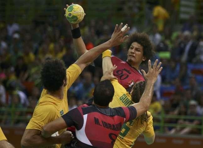 منتخب مصر لكرة اليد يتعادل مع البرازيل 27-27 في الأولمبياد