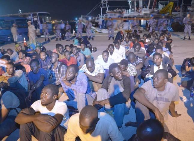 مسؤول أمني إيطالي: تضاعف تدفق الهجرة غير الشرعية من مصر