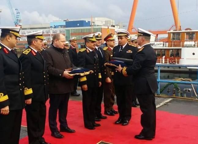 قائد القوات البحرية: مصر تتسلم غواصة ثانية في يونيو المقبل