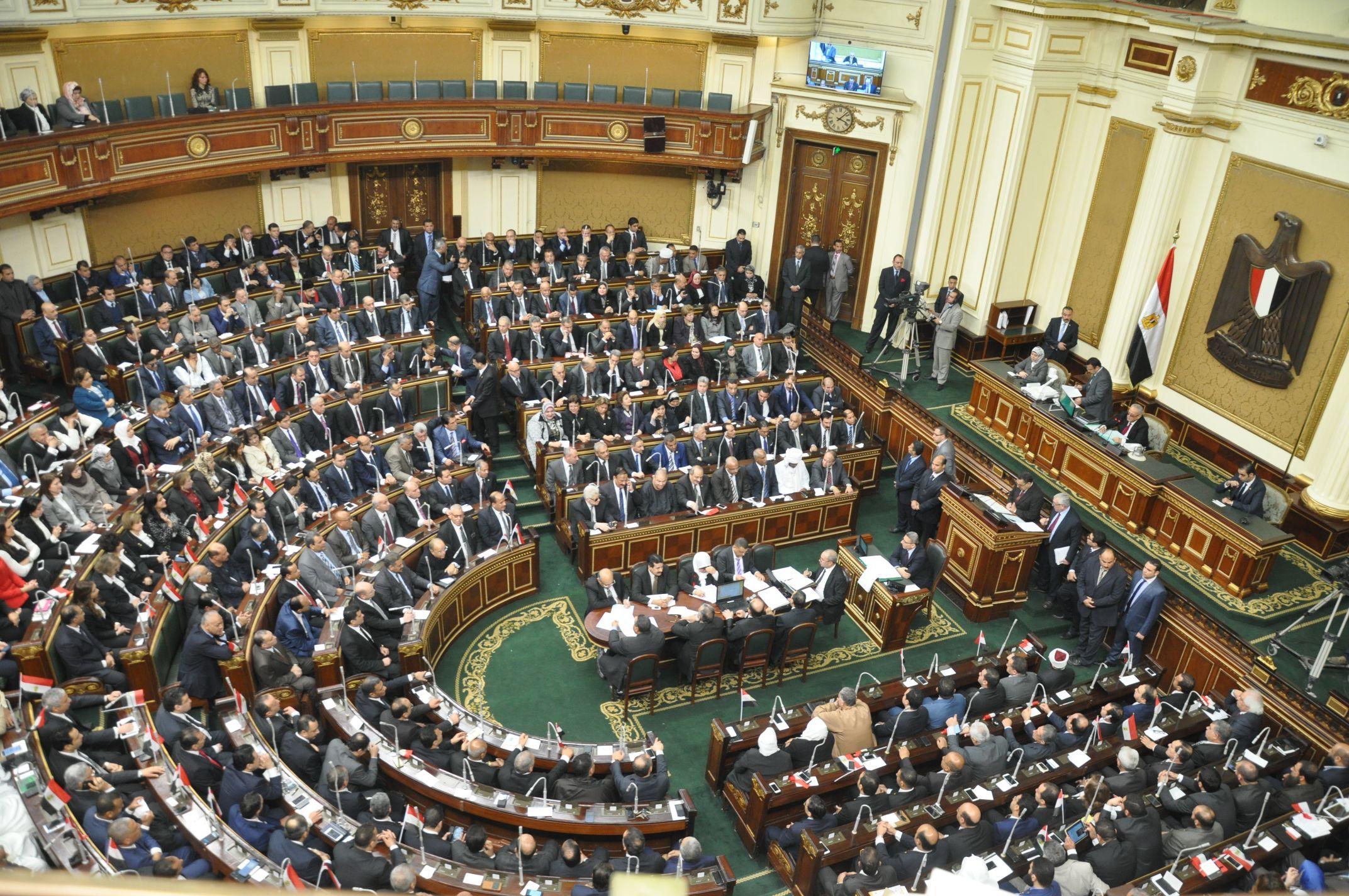 مجلس النواب ينتهي اليوم من التصويت على قرارات بقوانين صدرت في غيابه