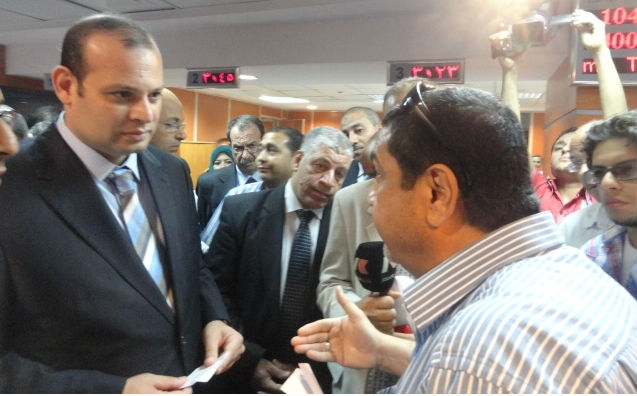 حاتم صالح :التنمية المستدامة تبرز دور المسئولية المجتمعية فى القطاعين الحكومى والخاص