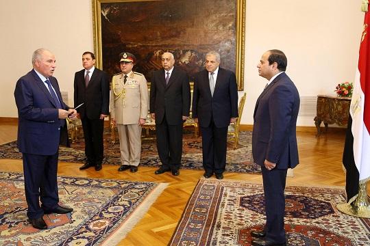 السيرة الذاتية للمستشار أحمد الزند وزير العدل الجديد