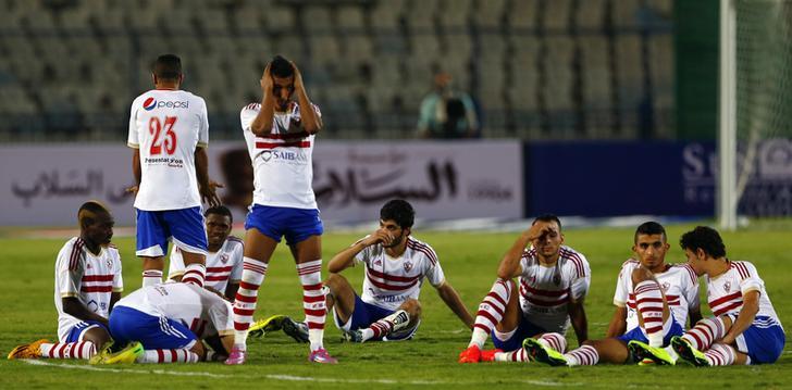 نادي الزمالك يتنازل رسميا عن شكوى أحمد الشيخ