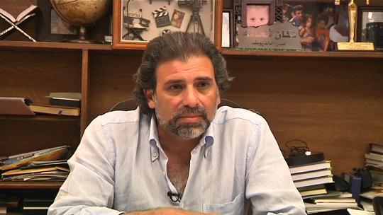 المخرج خالد يوسف: لم يصلني استدعاء للنائب العام بعد ولن أمثل أمامه