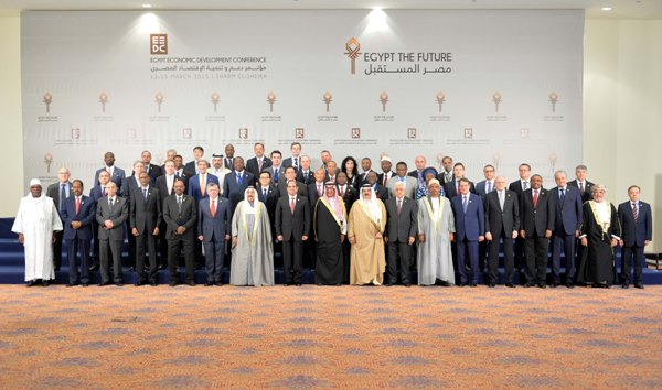مصر توقع اتفاقا مع الإسلامي للتنمية بقيمة 3 مليارات دولار لتمويل استيراد منتجات بترولية
