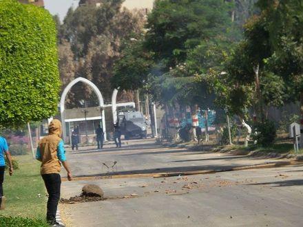 جامعة المنيا: ضبط 9 طلاب .. ولن نسمح بأي تظاهرات مناهضة للجيش والشرطة أو القضاء