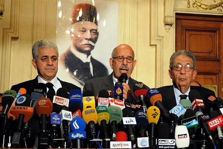 المصري لحقوق المرأة يتحفظ على معايير جبهة الإنقاذ الوطني للجنة الخمسين