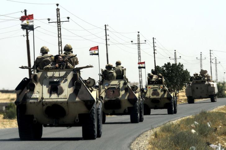 الجيش الثالث الميداني يرفع حالة التأهب القصوى بالسويس وجنوب سيناء