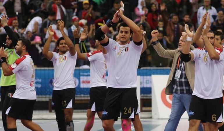 اليوم.. منتخب مصر يلتقي الجزائر في افتتاح بطولة الأمم الأفريقية لليد