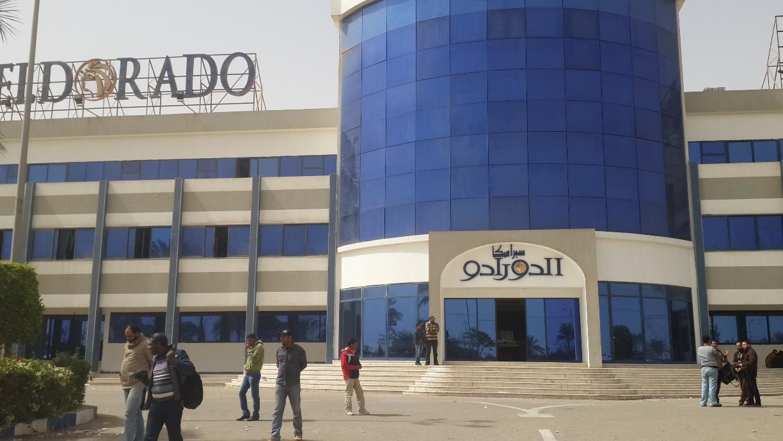 نقابي: عمال بشركة سيراميكا كليوباترا يعاودون الإضراب بعد فشل مفاوضات مع الإدارة