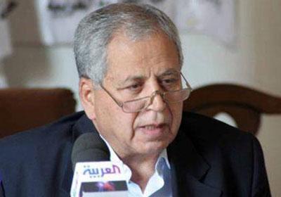 عبد الجليل مصطفى يقدم استقالته من منصب المنسق العام لـ