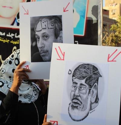 مركز النديم: 217 قتيلا و359 حالة تعذيب حصيلة عام من حكم مرسي