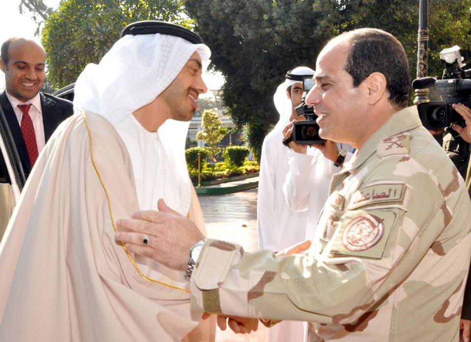 الجيش المصري يوسع نفوذه بتولي مسؤولية المساعدات الخليجية