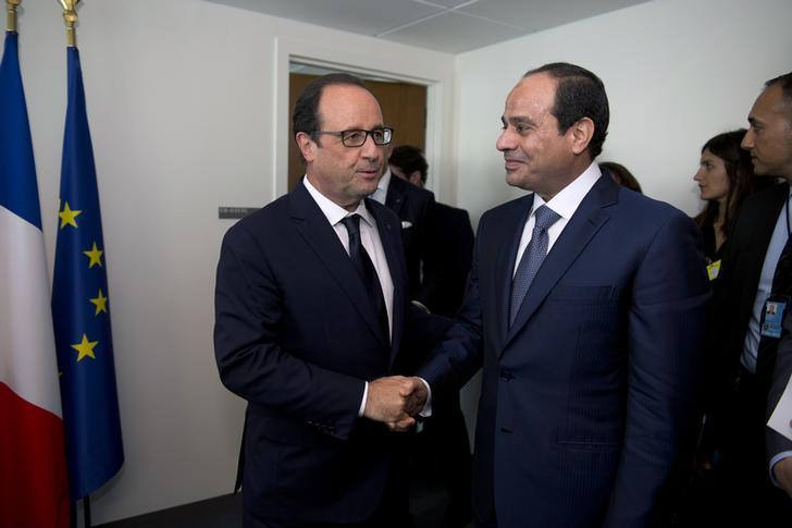 وزير التجارة والصناعة: الرئيس الفرنسي يزور مصر أبريل المقبل