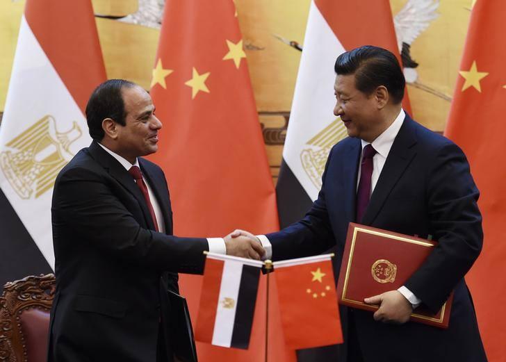مصر والصين تبحثان اتفاقيات لمشروعات البنية التحتية خلال زيارة الرئيس الصيني