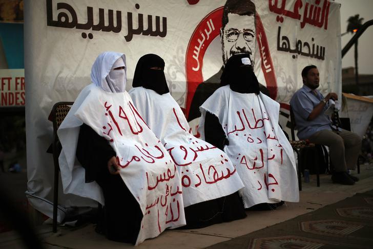 تحالف دعم الشرعية يدعو إلى تظاهرات اليوم لدعم صمود المرأة المصرية أمام